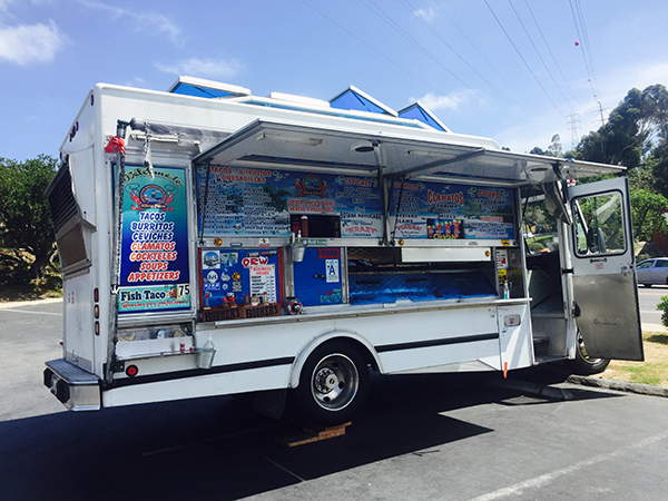 Kiko's food truck in Mission Valley (Photo by Frank Sabatini Jr.)