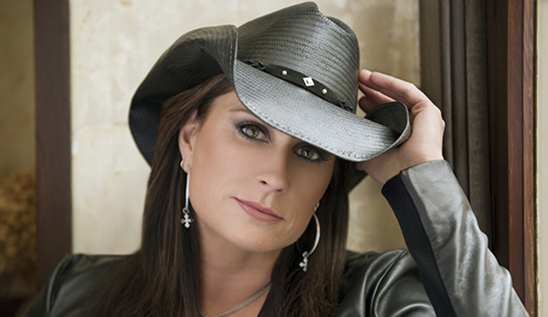 Country singer Terri Clark in one of her iconic cowboy hats (Courtesy of Sycuan Casino)