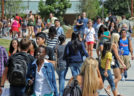 GROSSMONT - first day of fall semester at gc (2)