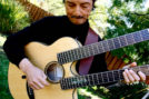 Guitarist Fred Benedetti returns to the Mission Trails Visitor Center Theater on Oct. 30. (fredbenedetti.com)