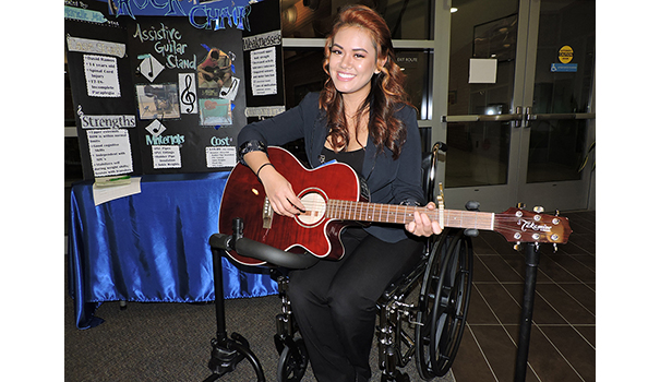 Grossmont College students invent approaches to help disabled