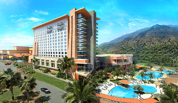 Sycuan breaks ground on hotel expansion