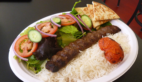 Persian and Arab delights