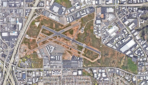 Airport authority, residents clash over expansion