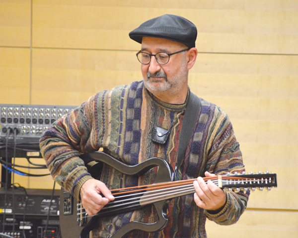 Grossmont offers Middle Eastern music ensemble – Mission Times Courier